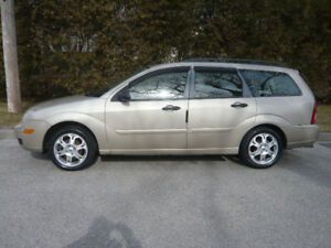 2007 FORD FOCUS WAGON SES