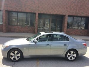 2006 BMW 5-Series 17 Sedan  CARPROOF CLEAN