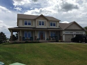 Executive two storey home for sale in upscale subdivision