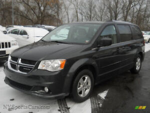 2011 Dodge Caravan Wagon