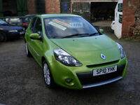 2010 Renault Clio 1.5dCi 86 Dynamique. Now only £3995!!