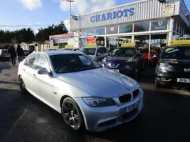 2008 BMW 3 Series 2.0 320d M Sport 2dr