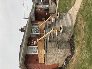 Fence/Deck Building and Retaining Walls