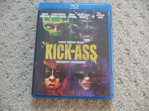 Kick-A$$ on Blu-ray