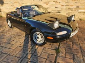 ☆• Mazda Eunos 1.8 •Rare Type-2• Mx5 Mk1 Roadster classic car! MX5.