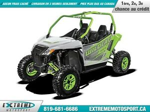 2017 Arctic Cat Wildcat Sport 700 XT EPS - 59,70$/SEMAINE