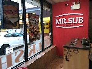 MRSUB FOR SALE / DOWNTOWN HAMILTON