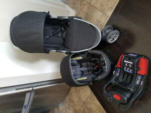 Britax Travel System - EUC