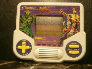 Double Dragon 3 Handheld LCD Game