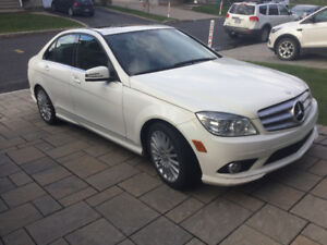 Mercedez C250 4 matic 2010