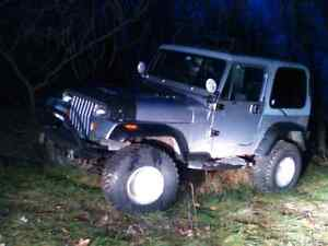 Sweet Jeep up for grabs Kingston Kingston Area image 2