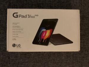 LG G Pad IV 8.0 - BRAND NEW