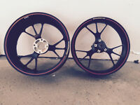 Ducati Panigale S  Marchesini Forged Wheel Set Wheels  *NEW*