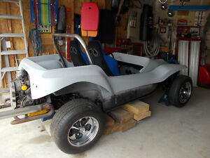 1970 dune buggy project