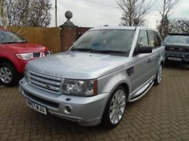 2008 Land Rover Range Rover Sport 2.7TD V6 auto HSE