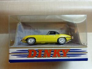 DINKY MATCHBOX DY1B 1967 JAGUAR E TYPE MK 1 1/2 W/BOX
