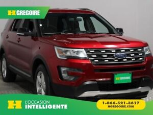 2017 Ford Explorer XLT 4WD A/C CUIR MAGS BLUETOOTH 7 PASSAGER