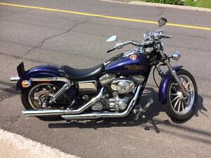 Harley Davidson dyna fxd 2000