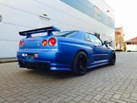 2001 Nissan Skyline R34 2.6 GT-R + V SPEC NISMO ZTUNE BODYKIT