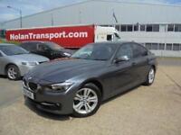 2015 BMW 3 Series 2.0 320d BluePerformance Sport (s/s) 4dr
