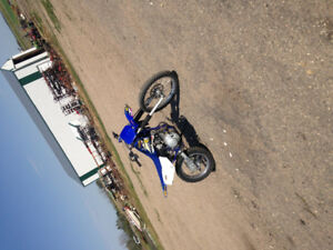 Good condition parts bike