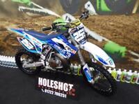 Husqvarna TC 85 Big Wheel Motocross Bike (Grizzly tuned engine)