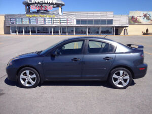 Mazda3  2008   Sport 2.0 L ,  107000 km tires size 17 with mags