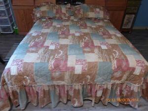 Couvre-lit et couvre-oreiller