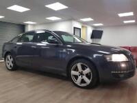 Audi A6 Saloon 3.0TDI Diesel Auto Quattro Grey 4x4 WARRANTY 12 MONTHS MOT