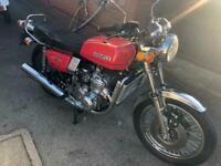 1975 Suzuki GT 750 Kettle £7995