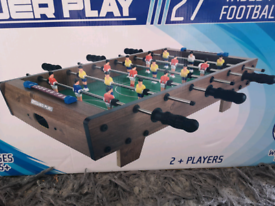 New Table top football