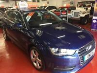 2015 (15) AUDI A3 1.6 TDI SPORT 5DR Manual