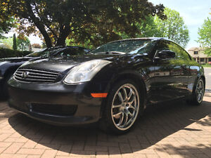 2006 Infiniti G35 Coupe Rev up manual GPS