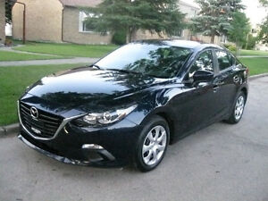 2016 Mazda 3 SKYACTIVE, WITH ONLY 12,000 km