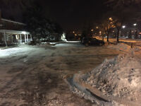 Commercial and Acreage Snow Removal