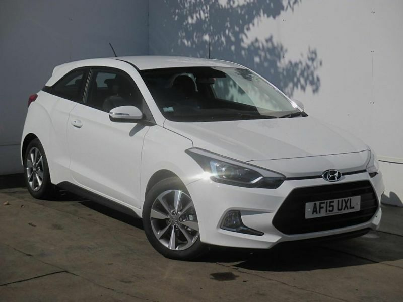 2015 Hyundai I20 I20 Coupe 12 Se 3dr Petrol Manual In Cambridge