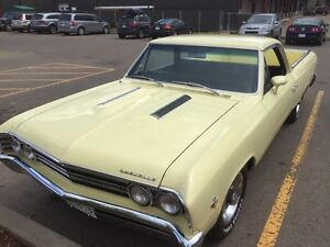 PRIVATE SALE! 1967 CHEVELLE EL CAMINO!  FINANCING AVAILABLE OAC!