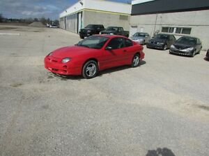 2002 Pontiac Sunfire GT Coupe (2 door)
