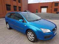 2007 Ford Focus 1.6TDCi ( DPF ) LX, Lovely car.