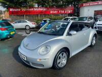 2009 Volkswagen Beetle 1.4 Luna Cabriolet 2dr Convertible Petrol Manual