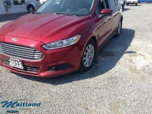 2015 Ford Fusion S  - Bluetooth -  SYNC