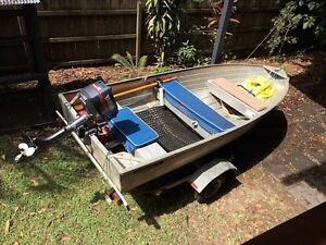 Complete 4HP Tinny Outfit Maroochydore Maroochydore Area Preview