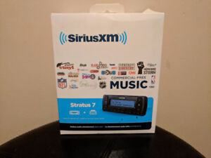 SiriusXM Stratus 7 Radio with Vehicle Kit