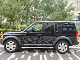 2006 LAND ROVER DISCOVERY HSE 2.7 TDV6 AUTOMATIC + FULL SERVICE + 7 SE