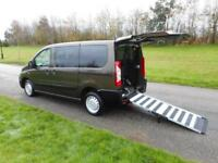 2014 Peugeot Expert Tepee 2.0 Hdi 7 SEATS Wheelchair Accessible Vehicle WAV