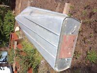 12 foot aluminum boat