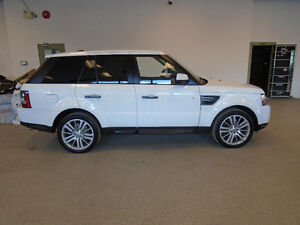 2011 RANGE ROVER SPORT HSE LUX! 1 OWNER! MINT! ONLY $34,900!!!!