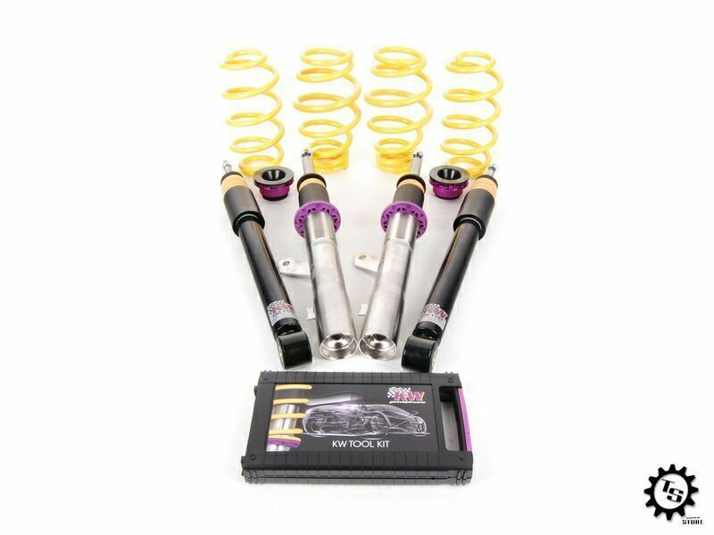 1996-2002 BMW Z3 Roadster Coupe RWD KW Variant 2 V2 Coilover Lowering Coils Kit