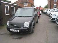 Ford Transit Connect 1.8TDCi ( 90PS )T200 SWB Trend IN METALIC BLACK