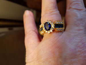 Gorgeous Gold  Filled Ring